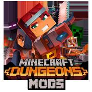 Minecraft Dungeons Mods | Mods for Minecraft Dungeons