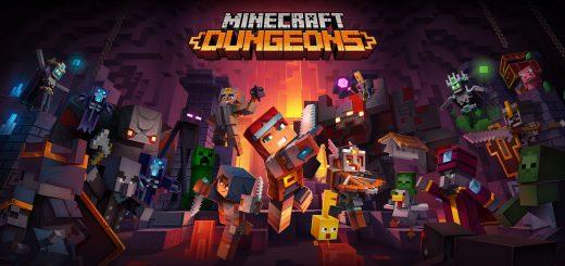 Minecraft Dungeons mods - Minecraft Dungeons Mods