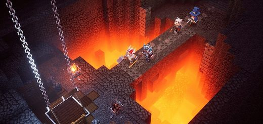PS4 System requirements - Minecraft Dungeons Mods