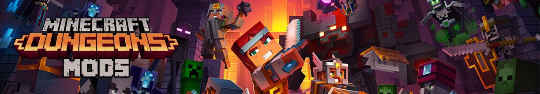 Minecraft Dungeons Mods
